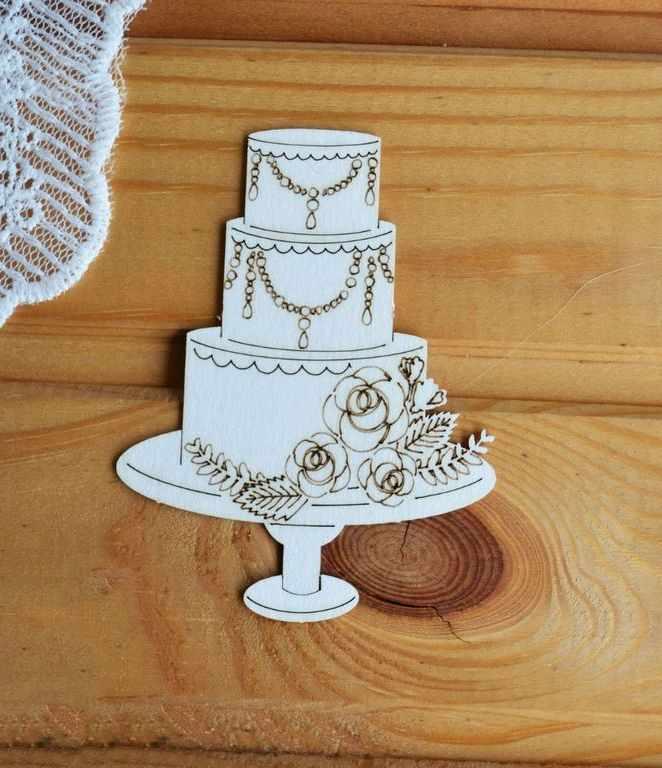 арт.Св-5 Свадебный торт