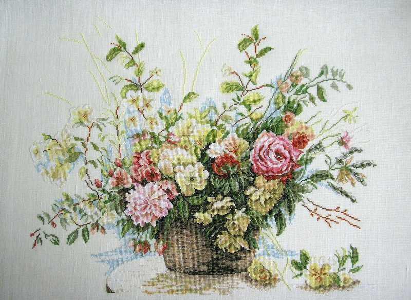 34714 Букет роз