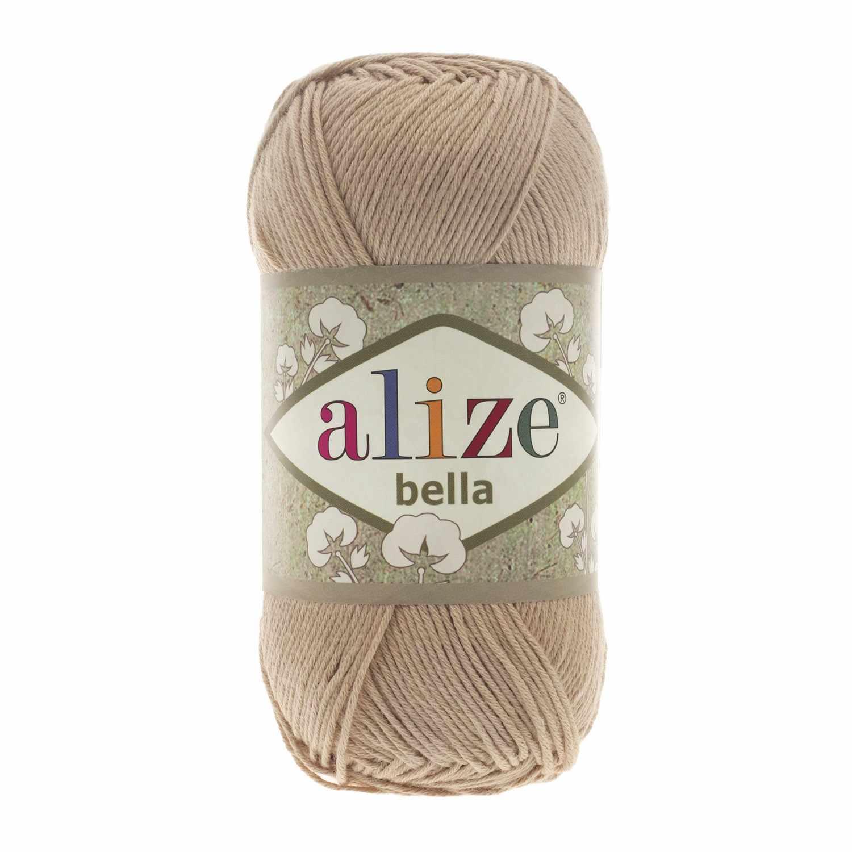 Пряжа Alize Bella Цвет.76 Бежевый