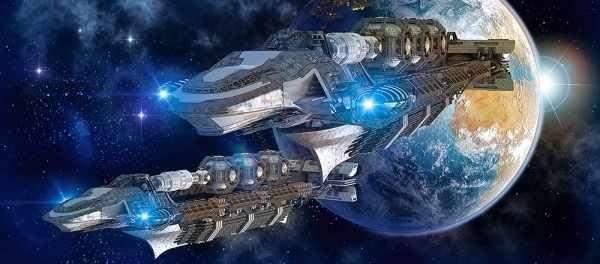В-060047 Космическое пространство, 600 деталей