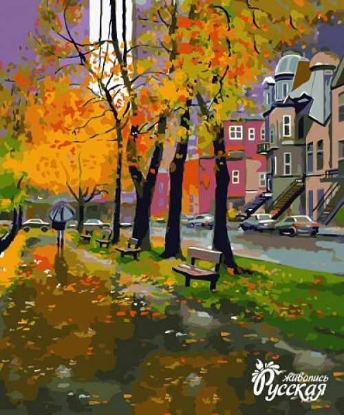 A035 Осень в парке