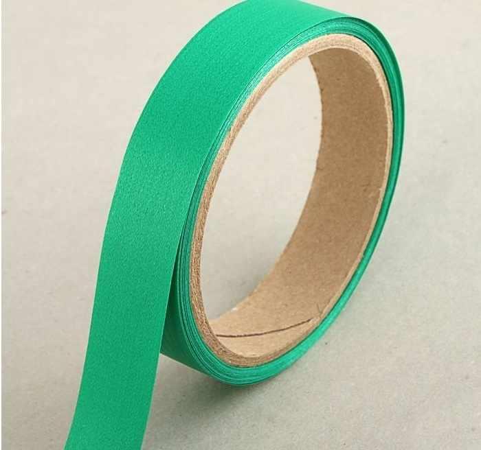 "1136415 Лента для декора и подарков ""Аспидистр"" , ярко-зеленая"