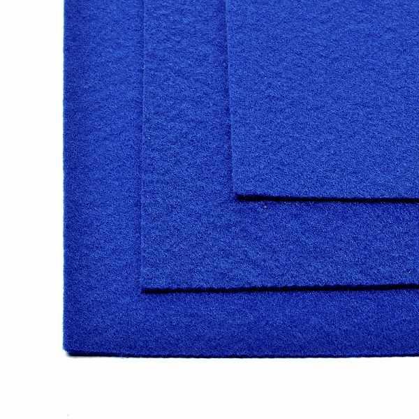 TBY.FLT-H1.675 Фетр листовой жесткий, синий