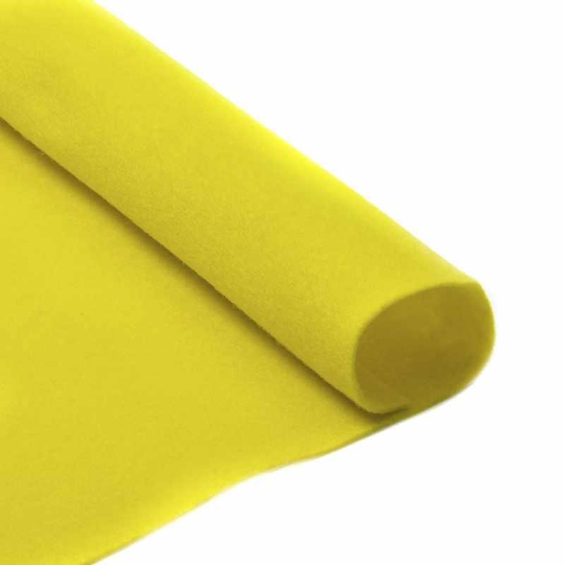 TBY.FLT-S1.633 Фетр листовой мягкий , лимон