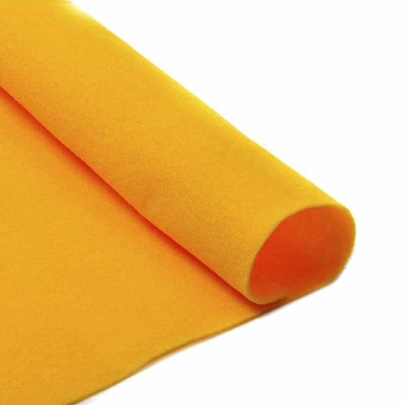 TBY.FLT-S1.640 Фетр листовой мягкий, апельсин