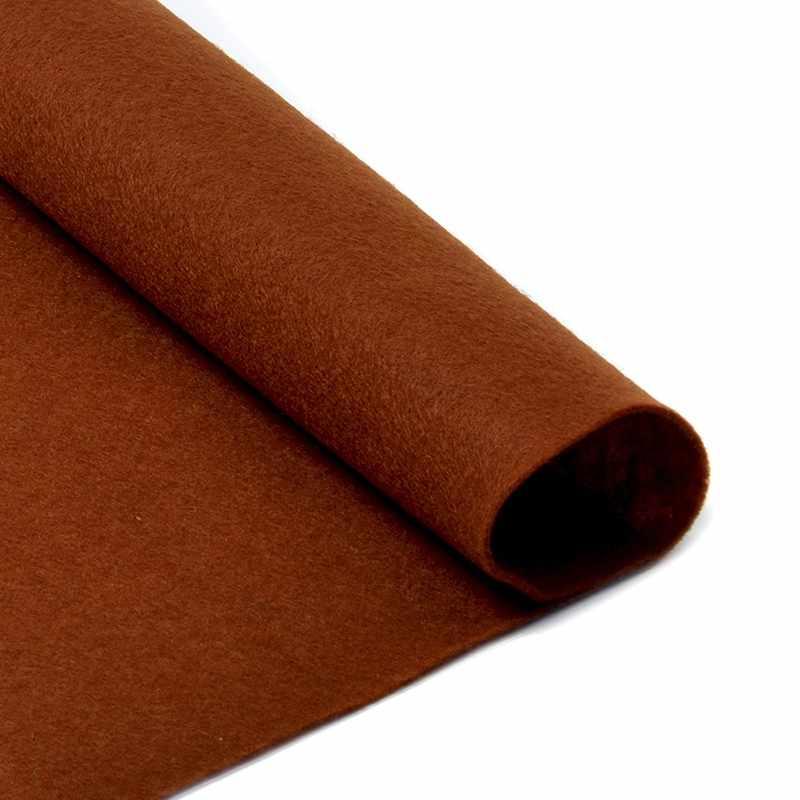 TBY.FLT-S1.692 Фетр листовой мягкий, коричневый