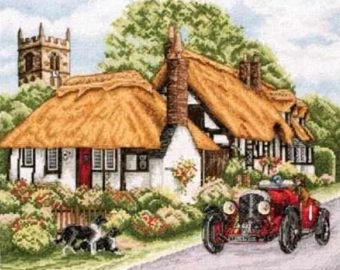 PCE0869 Деревня Велфорд