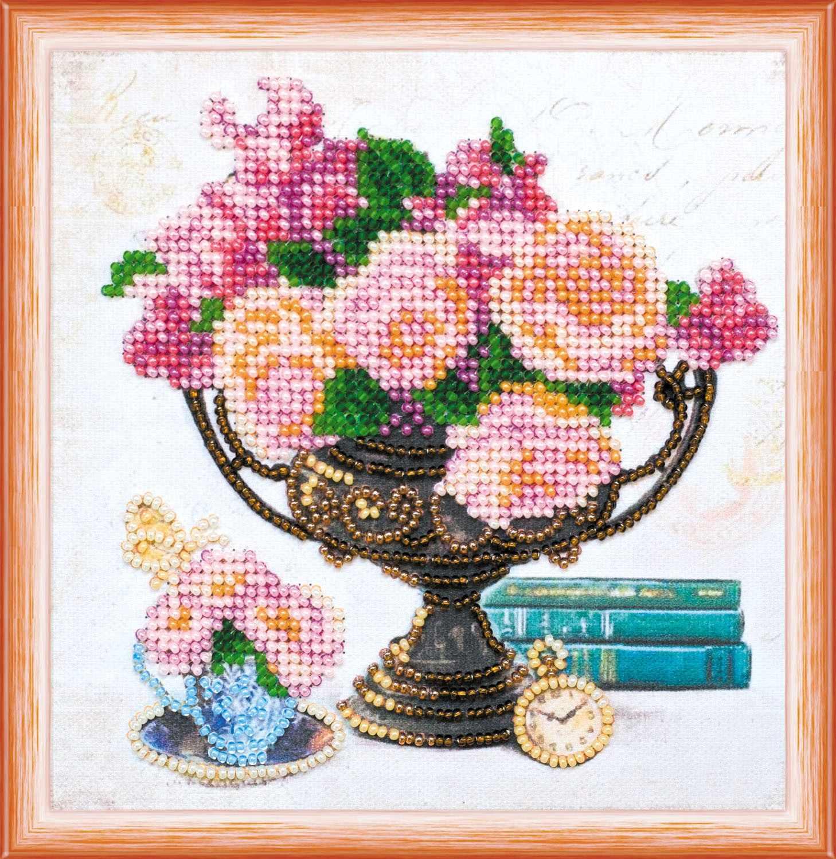 """АМ-169  """"Садовые цветы"""""""