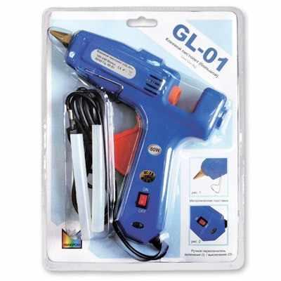GL-01 Большой клеевой пистолет
