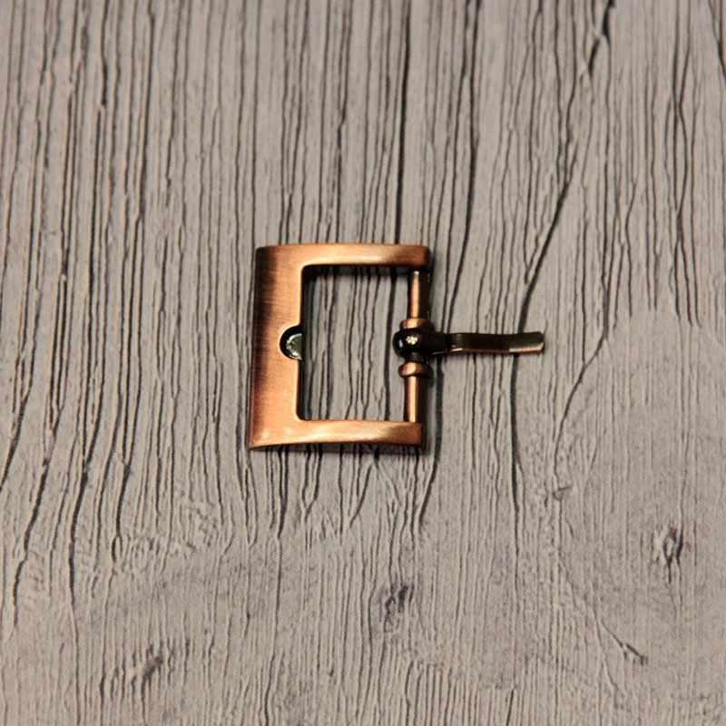 """GB 1221 Пряжка """"Micron"""" №15 шлифованная медь"""