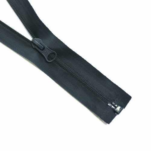 G105W Молния спираль 60 см декоративная с водонепрон. покрытием, цвет черный №310