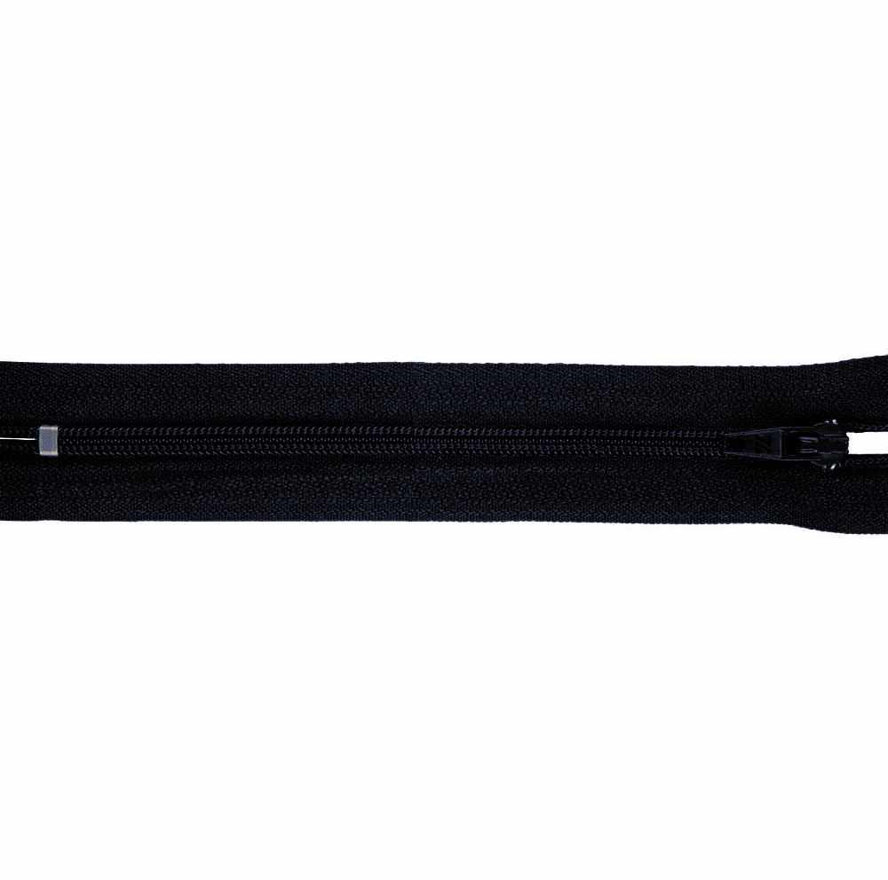 G003A Молния спираль н/р 18 см, цвет черный №310