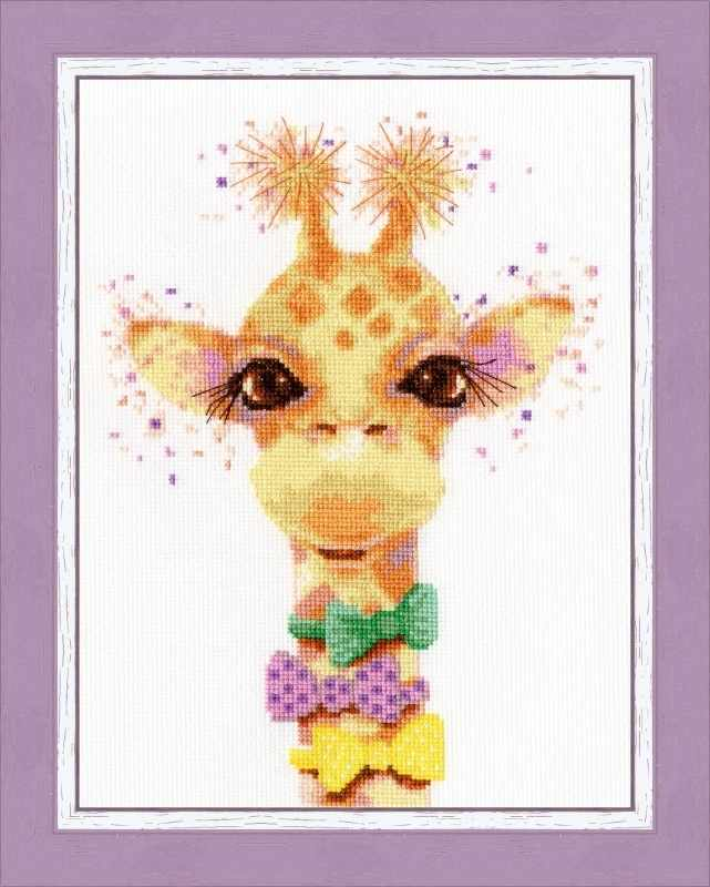 Д-061 Влюблённый жираф