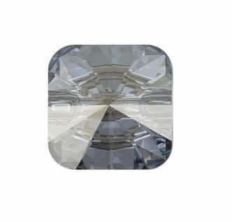 "3009 ММ10 Crystal AB 16 Пуговицы ""Сваровски"" 10 мм, серо-голубой (001 blsh), 1 шт"