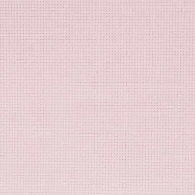 Канва Gamma К04 Аида св-розовый 50*50 14ct 55/10 кл.