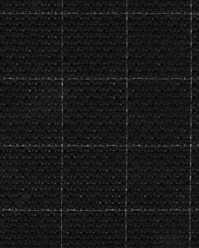 Канва Gamma К04R Аида черный в клетку 50*50 14ct 55/10 кл.