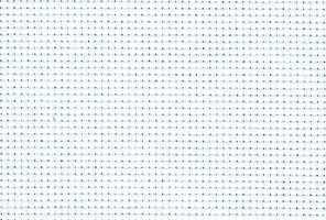 Канва Gamma К18 Аида белый 50*50 см 18ct 70/10 кл.