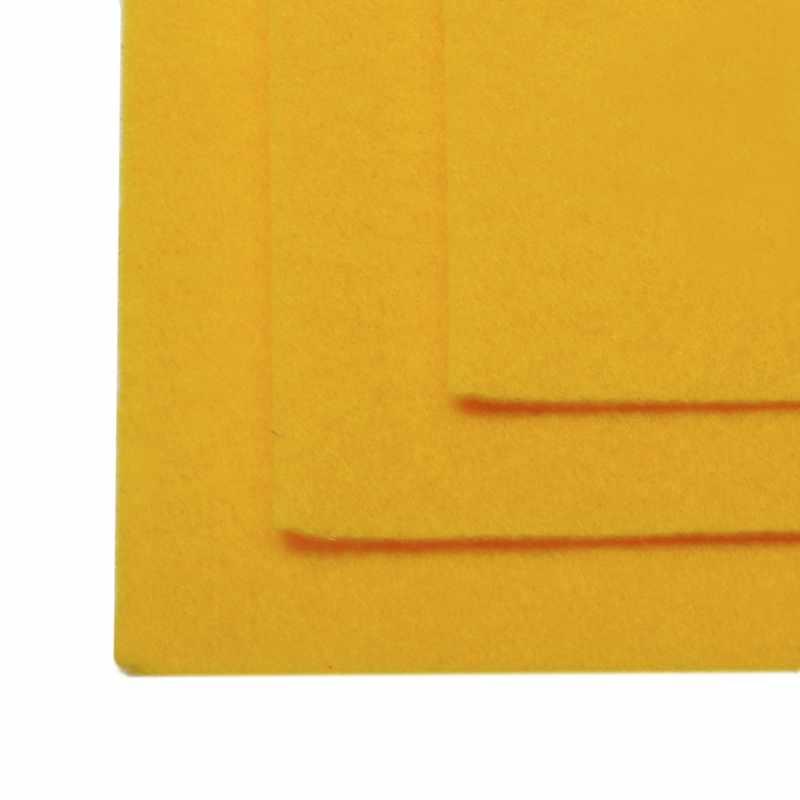 TBY.FLT-H1.640 Фетр листовой жесткий, апельсин