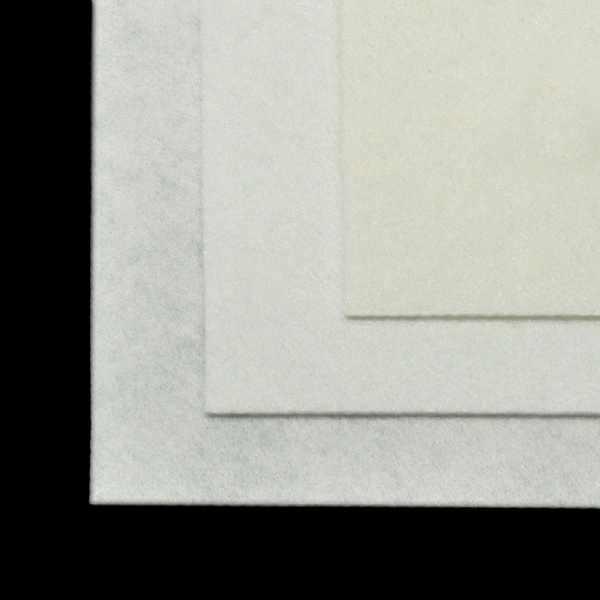 TBY.FLT-H1.660 Фетр листовой жесткий цв.белый