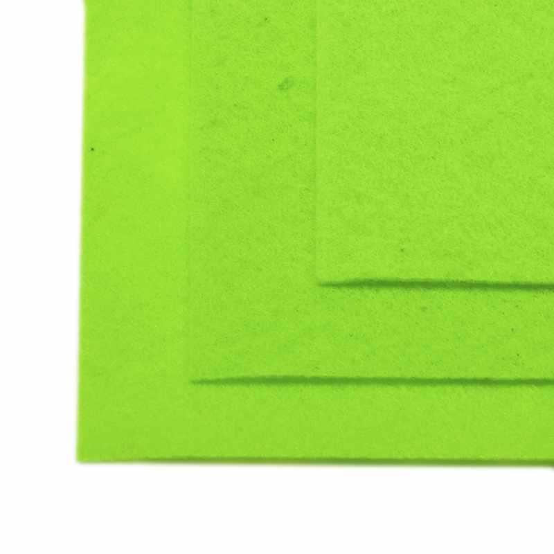 TBY.FLT-H1.674 Фетр листовой жесткий цв. салатовый
