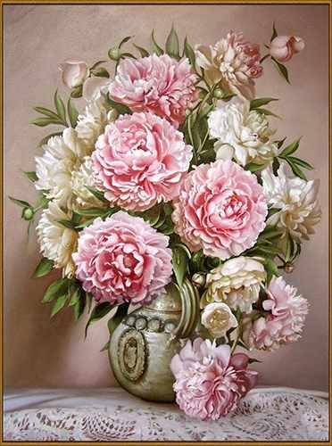 N-712 Розовая нежность - мозаика Милато
