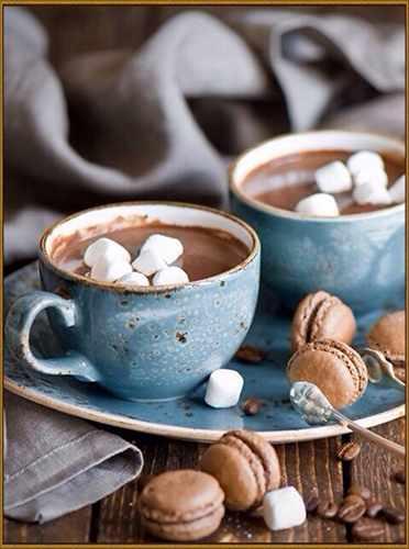 N-716 Шоколадный восторг - мозаика Милато