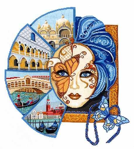В-29 Венецианская маска