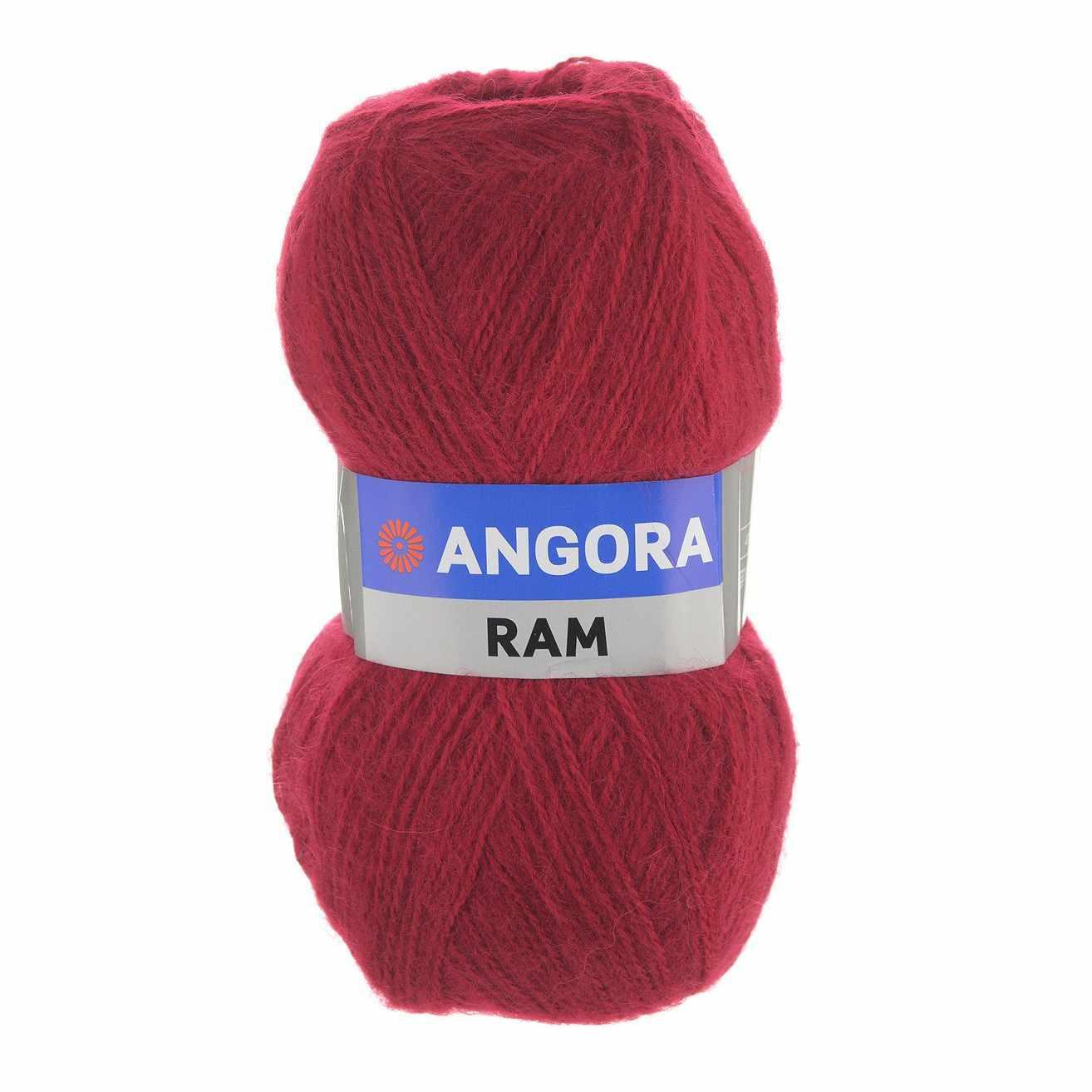 Пряжа YarnArt Angora Ram Цвет.576 Красный