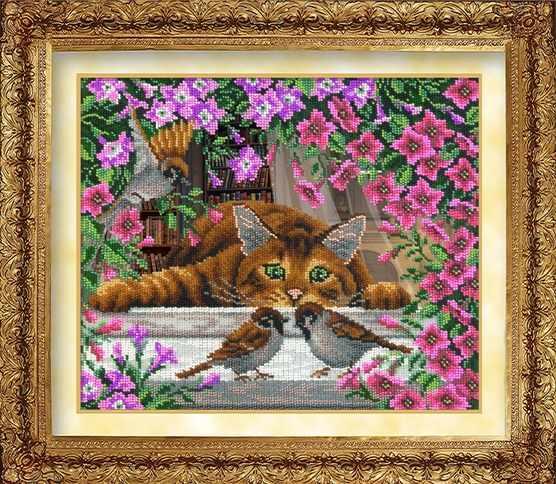 1019 - Искушение кота Василия