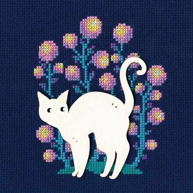CBE9001 - Кошка