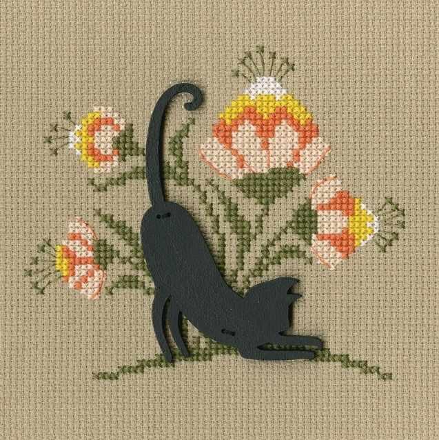 CBE9002 - Кошка