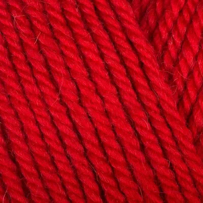 Пряжа Пехорка Популярная Цвет.06 Красный