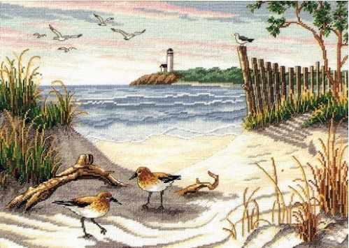 4412 Тихий пляж