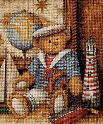 4410 Мишка морячок