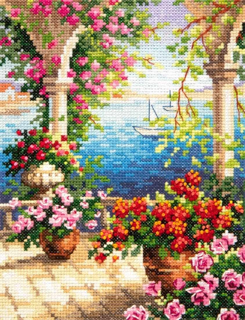 48-10 Цветочный бриз