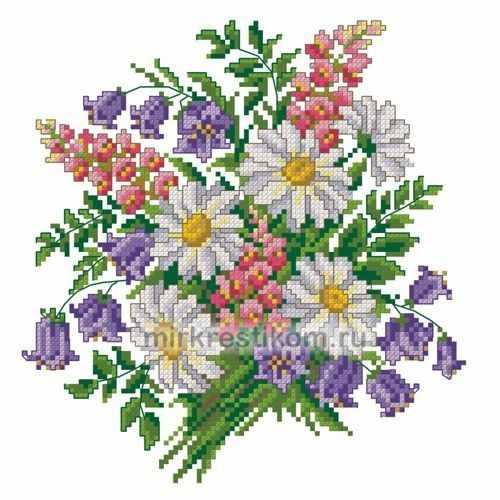 581 Полевые цветы