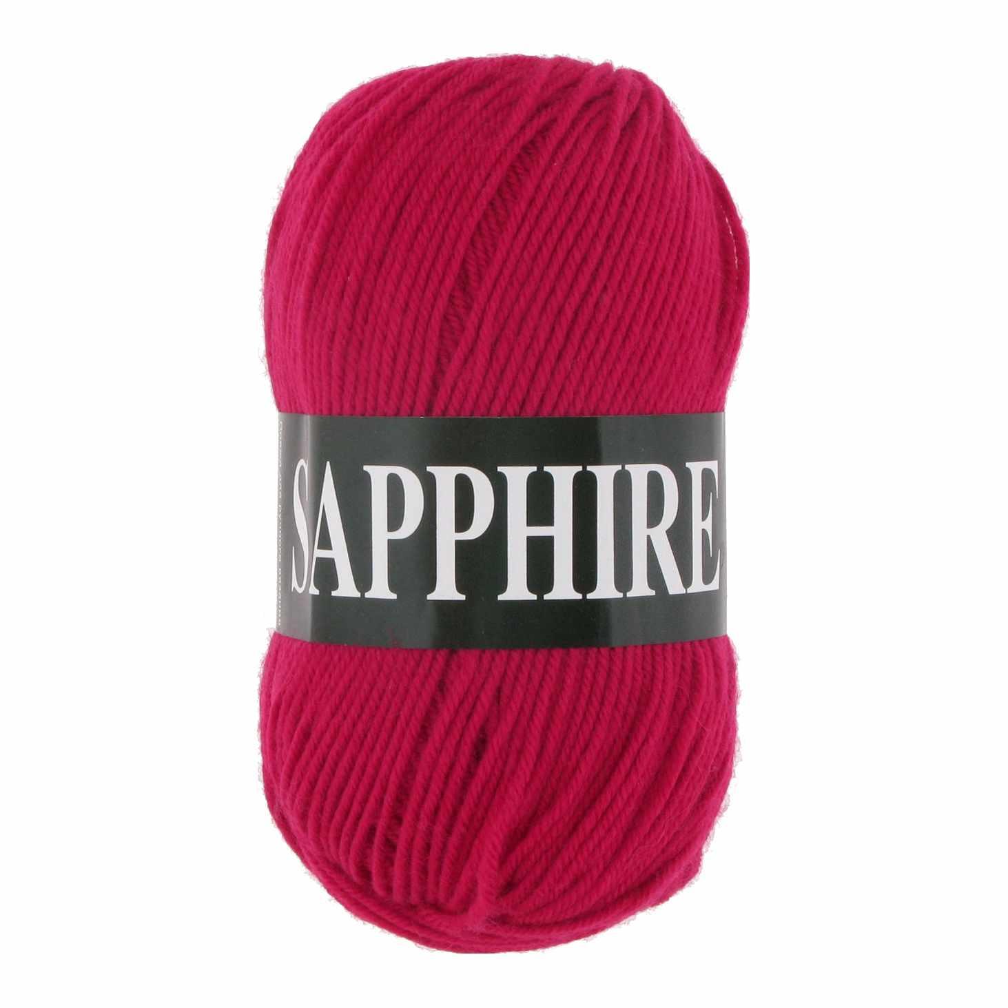 Пряжа VITA Sapphire Цвет.1513 Красный