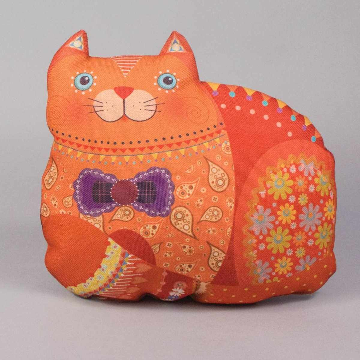 9169 Кошка - подушка