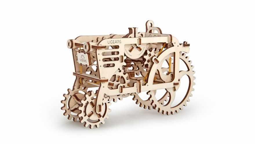 70003 3D-пазл механический - Трактор