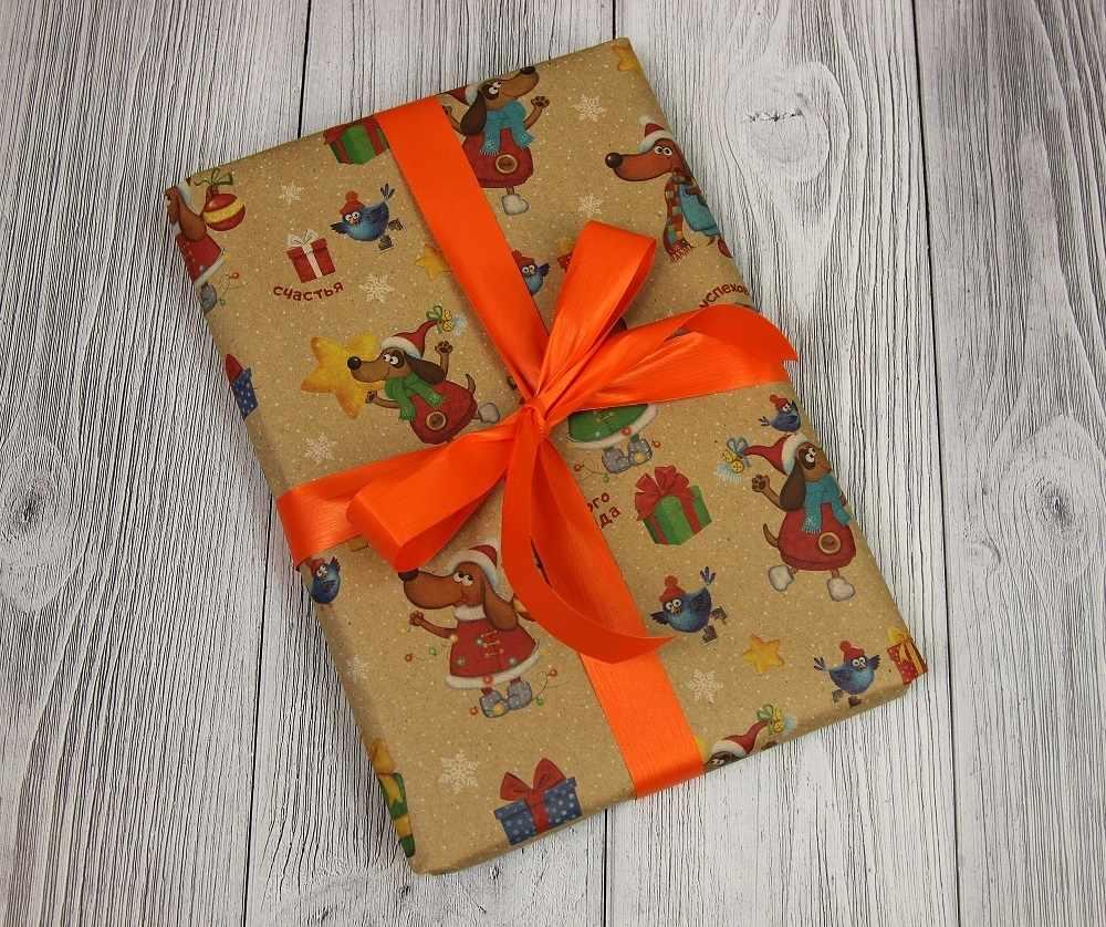 Подарочная упаковка 8