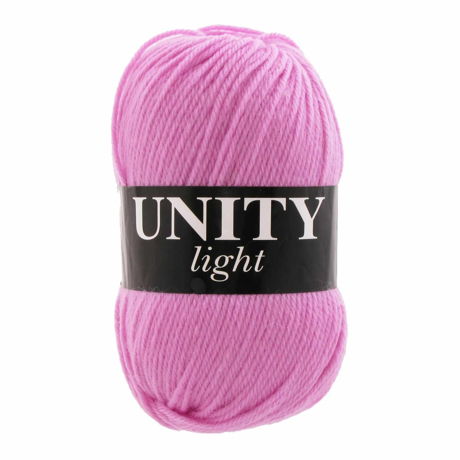 Пряжа VITA Unity light Цвет.6028 Розовый