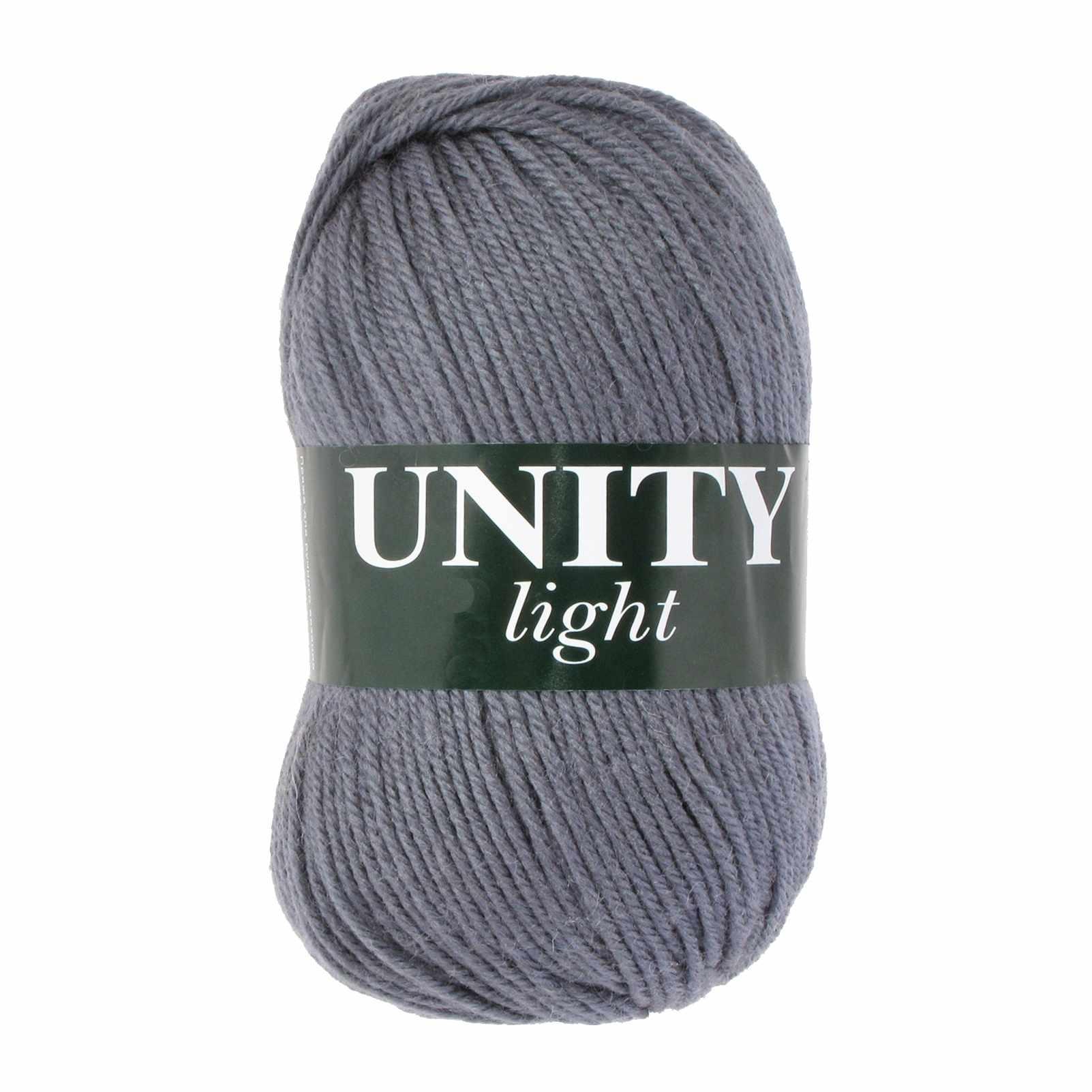 Пряжа VITA Unity light Цвет.6042 Серый