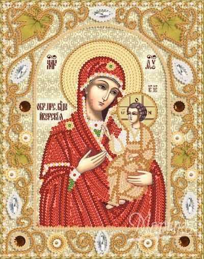 НИК-5318 Иверская икона Божией Матери (Марiчка)