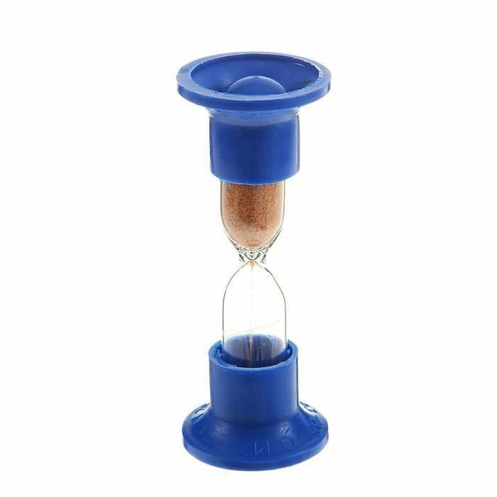1546052 Часы песочные настольные на 2 минуты