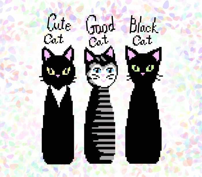 K324 Трое котов