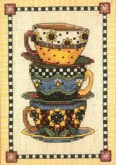 6796-DMS Сложенные чашки