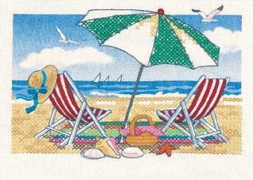 16736-DMS День на пляже