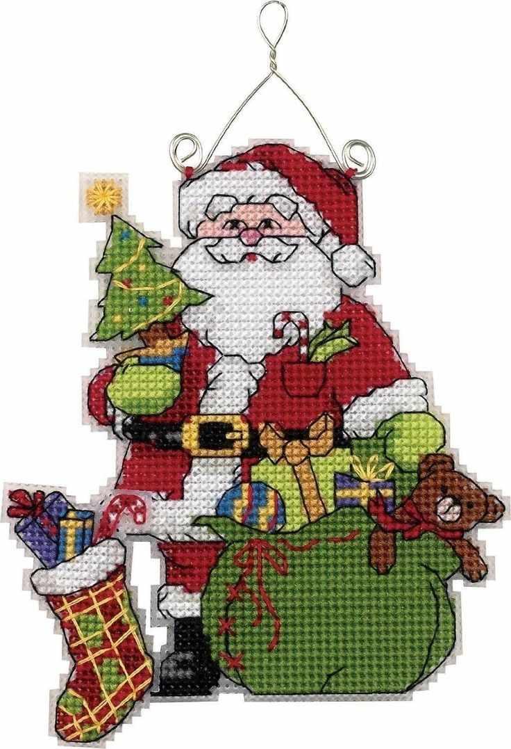 73416-DMS Вот и Санта!