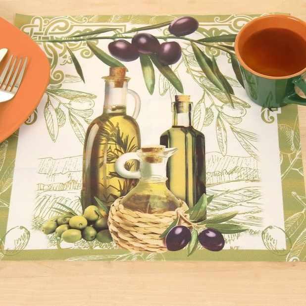 """1769198 Салфетка на стол """"Оливки"""""""