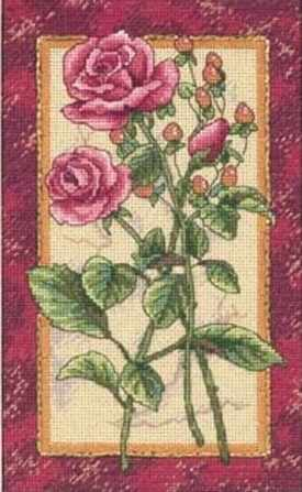 6906-DMS Прекрасная роза